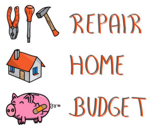 Home Repair Window Repair Replacement Budget